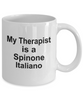 Spinone Italiano Dog Therapist Coffee Mug