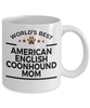 American English Coonhound Dog Mom Mug