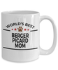 Berger Picard Dog Mom Coffee Mug