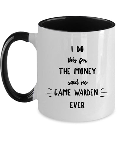 Game Warden Coffee Mug