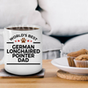 German Longhaired Pointer Dog Dad Mug