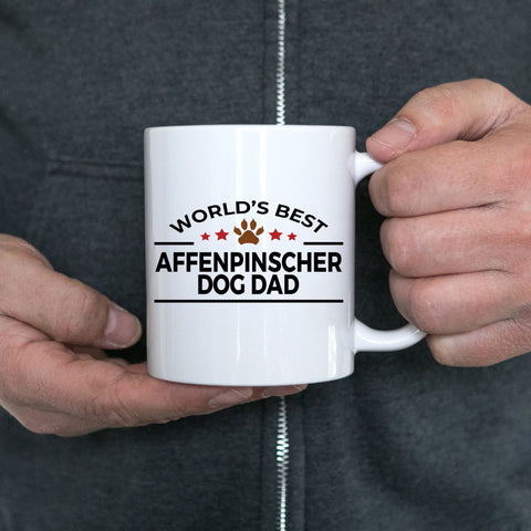 Affenpinscher Dog Dad Coffee Mug