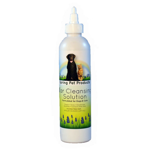 Ear Cleaner for Dogs and Cats