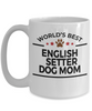 English Setter Dog Mom Mug