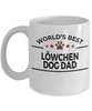 Löwchen Dog Dad Coffee Mug