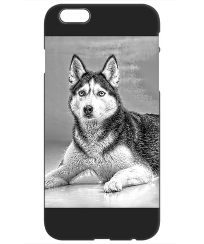 Siberian Husky Dog Breed IPhone 6 Cell Phone Cover