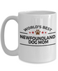 Newfoundland Dog Mom Coffee Mug