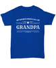 Grandpa T-Shirt - Gift for Father's Day