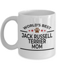 Jack Russell Terrier Mom Coffee Mug
