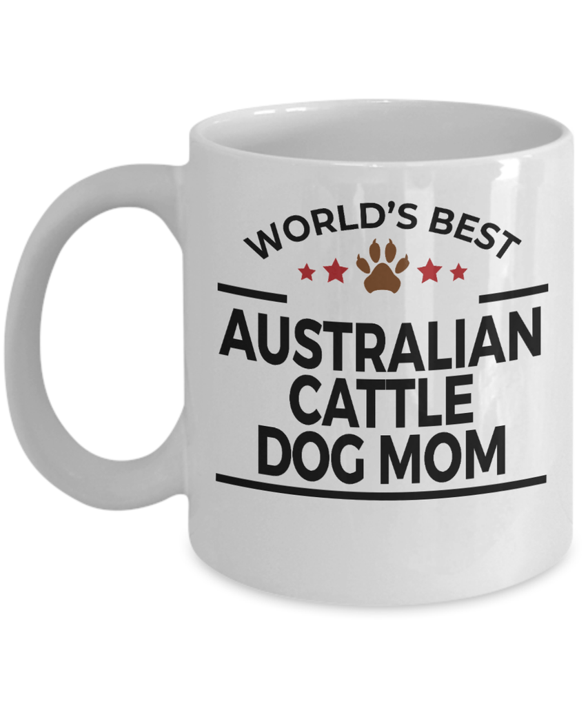 Australian Cattle Dog Mom Coffee Mug