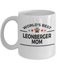 Leonberger Dog Mom Coffee Mug
