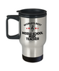 Middle School Music Teacher Travel Mug