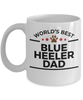 Blue Heeler Dog Dad Coffee Mug