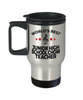 Junior High School Choir Teacher Travel Mug