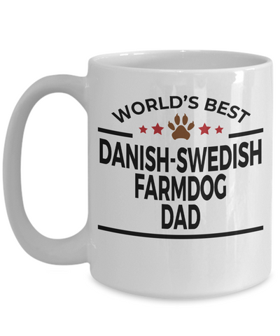 Danish-Swedish Farmdog Dog Coffee Mug