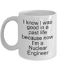 Nuclear Engineer Funny Coffee Mug