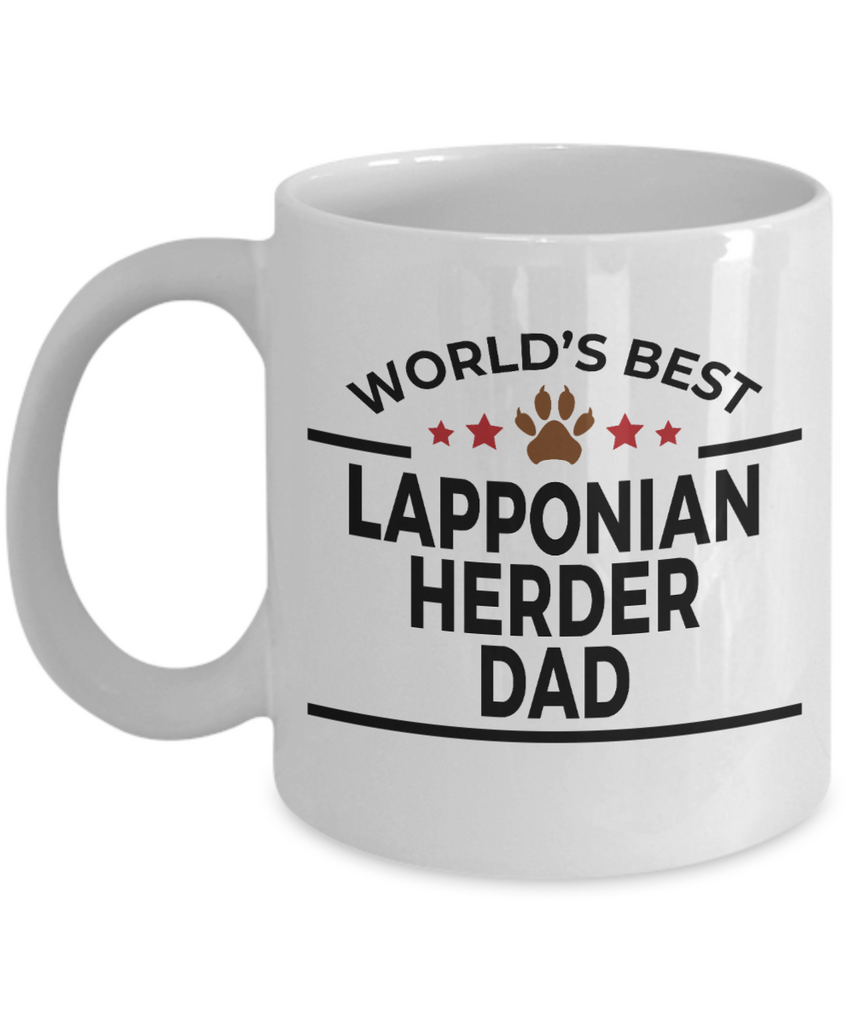 Lapponian Herder Dog Dad Coffee Mug