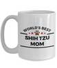 Shih Tzu Dog Mom Coffee Mug