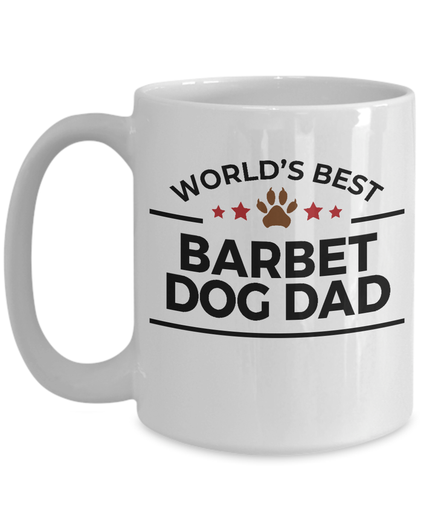 Barbet Dog Dad Coffee Mug