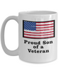 Proud Son of a Veteran Coffee Mug