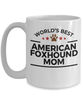 American Foxhound Dog Mom Coffee Mug