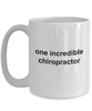 One Incredible Chiropractor Coffee Mug