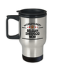 Belgian Sheepdog Dog Mom Travel Coffee Mug
