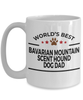 Bavarian Mountain Scent Hound Dog Dad Coffee Mug