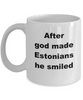 Estonian Coffee Mug
