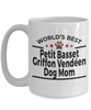 Petit Basset Griffon Vendéen Dog Mom Coffee Mug