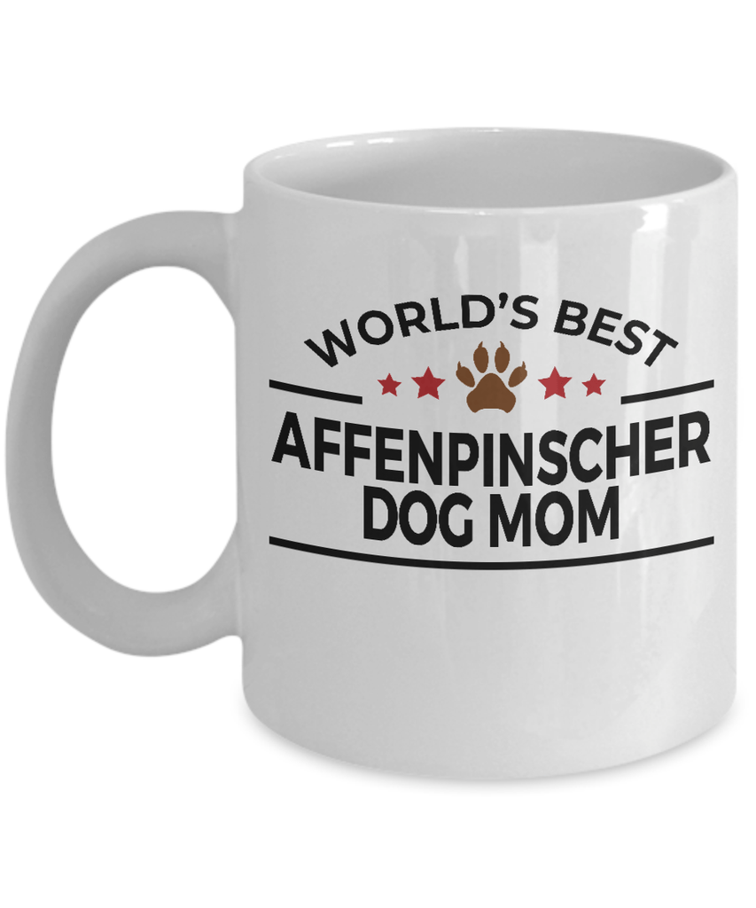 Affenpinscher Dog Mom Coffee Mug