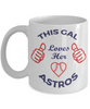 Houston Astros Baseball Fan Coffee Mug