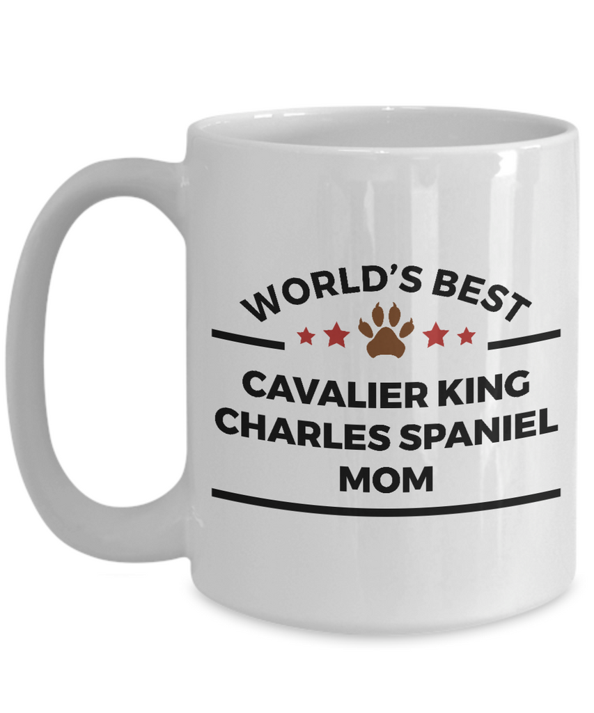 Cavalier King Charles Spaniel Dog Mom Mug