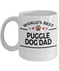 Puggle Dog Dad Coffee Mug