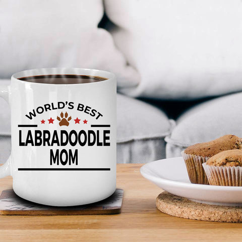 Labradoodle Dog Mom Coffee Mug