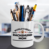 World's Best Dachshund Mom Ceramic Mug