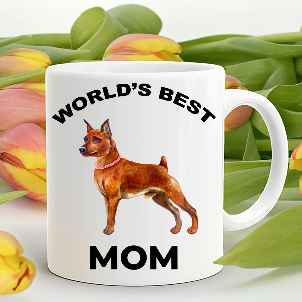 Miniature Pinscher Best Dog Mom Coffee Mug