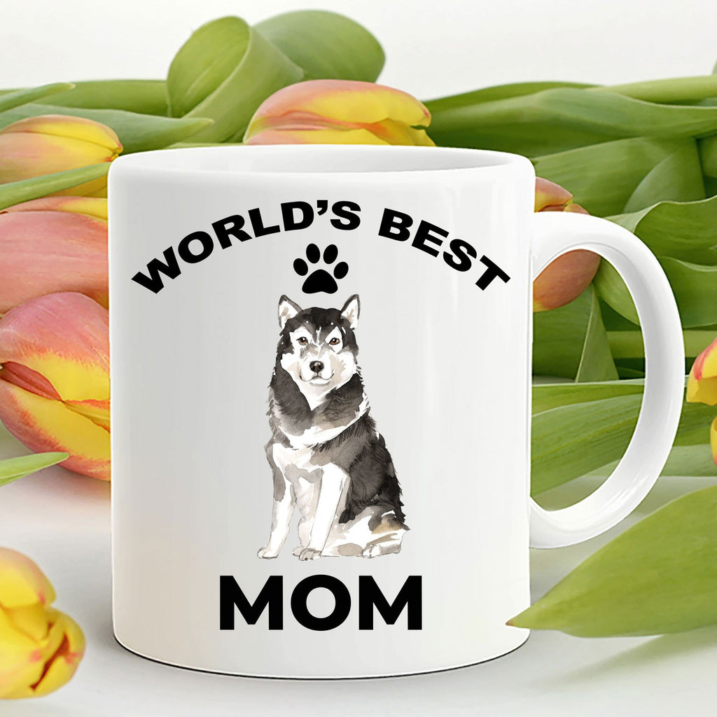 Alaskan Malamute Best Mom Coffee Mug