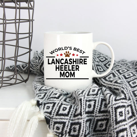 Lancashire Heeler Dog Mom Coffee Mug