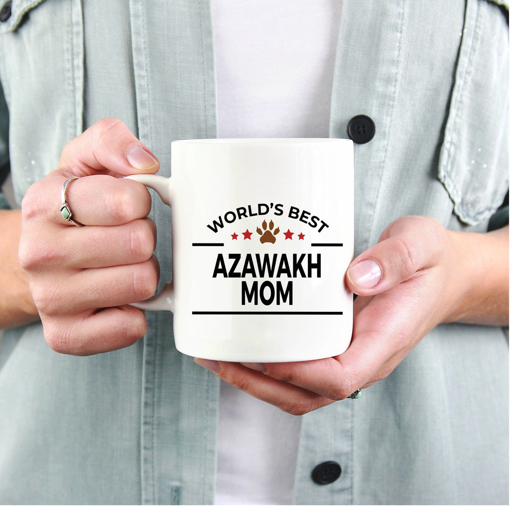 Azawakh Dog Mom Coffee Mug