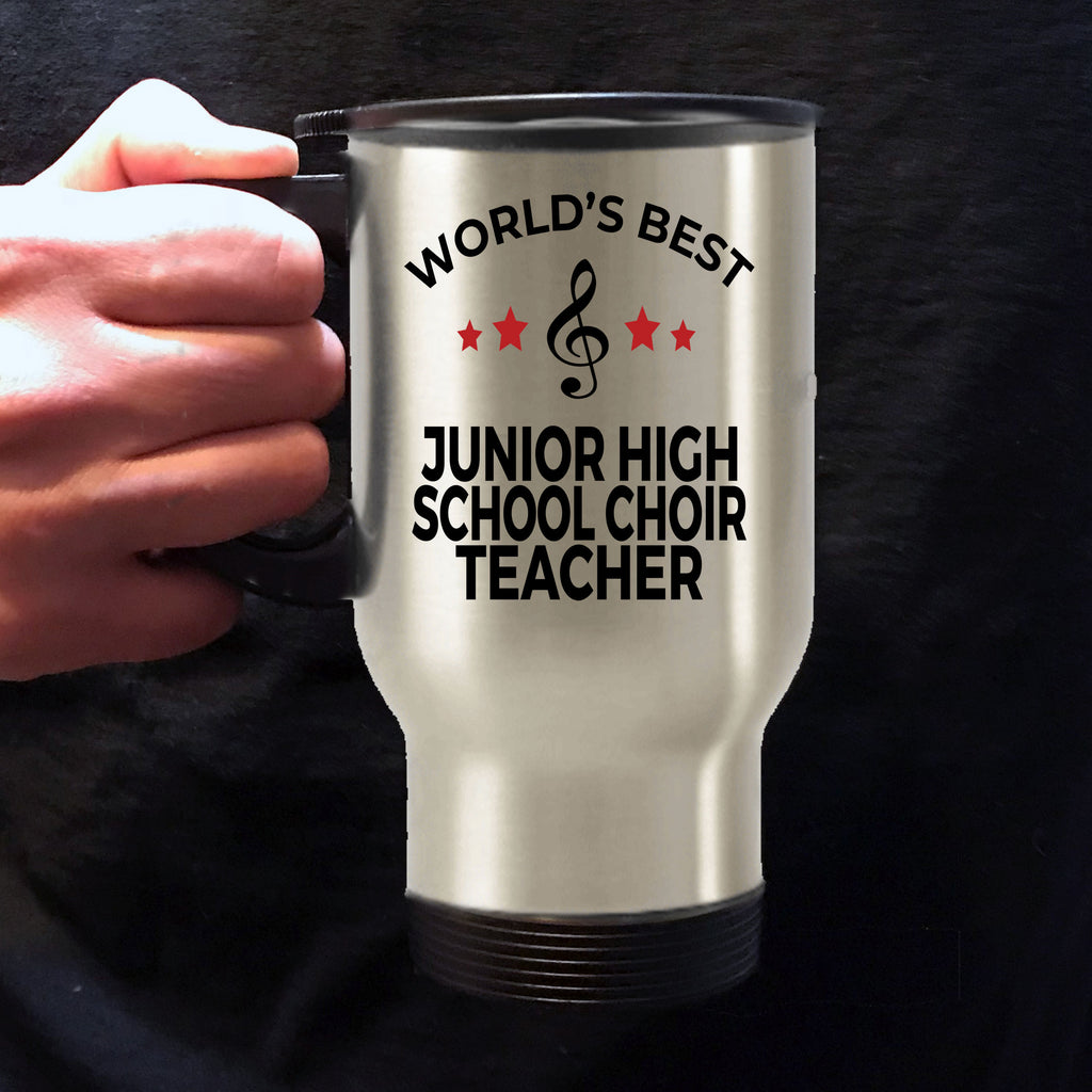 Junior High School Music Teacher Travel Mug