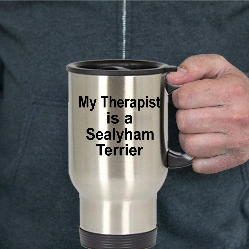 Sealyham Terrier Dog Therapist Coffee Mug