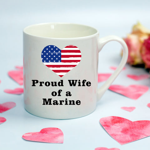 Proud Wife of a Marine