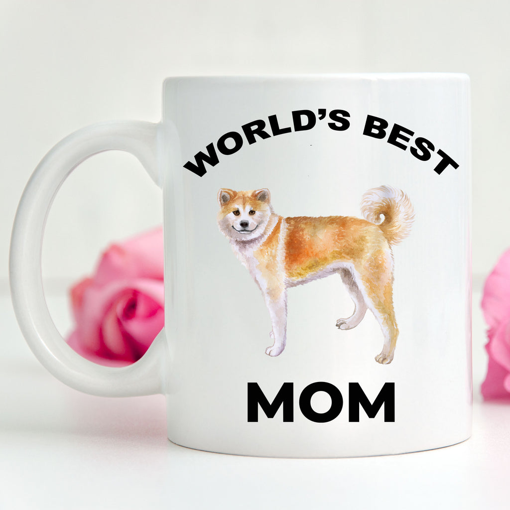 Shiba Inu Best Dog Mom Coffee Mug