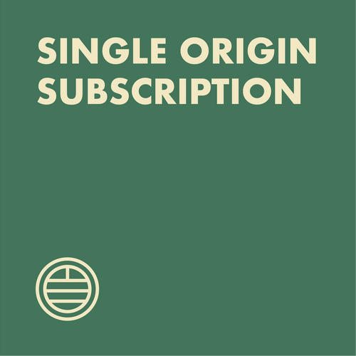 Single Origin Subscription
