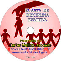 EL ARTE DE DISCIPLINA EFECTIVA (The Art of Effective Discipline)