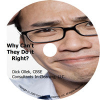 WHY CAN'T THEY DO IT RIGHT?- INTERACTIVE DVD