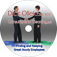 FINDING AND KEEPING GREAT HOURLY EMPLOYEES - NEW DVD