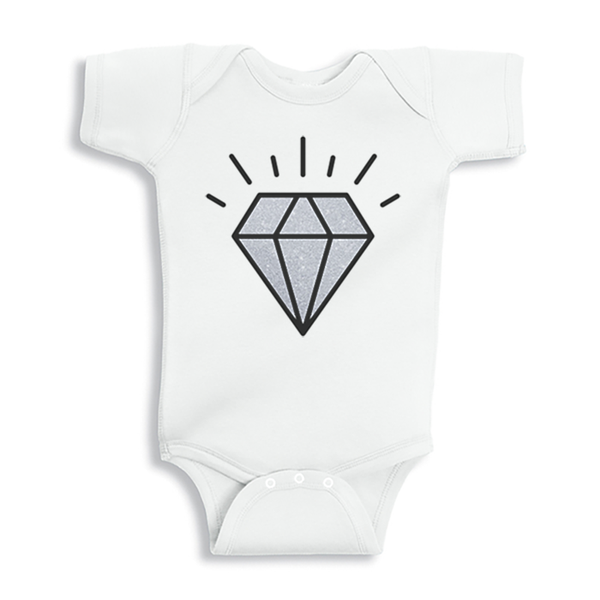 Diamond Onesie