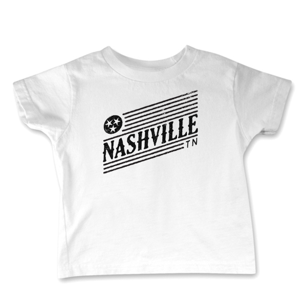 Nashville Toddler Tee